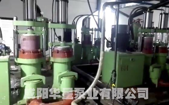 柱塞泥浆泵工业污水客户案例