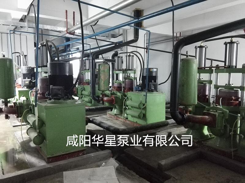 柱塞泥浆泵煤矿行业客户案例